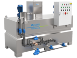 Automatic dosing unit